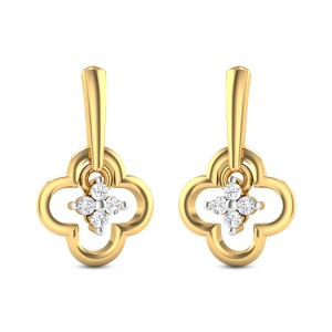 Antonia Diamond Earrings
