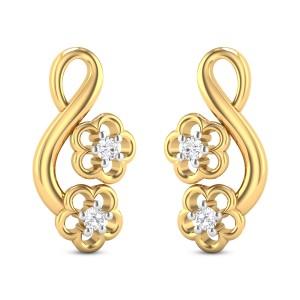Portia Diamond Earrings