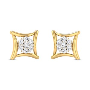 Genna Diamond Earrings