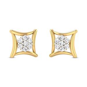 Genna Diamond Earrings