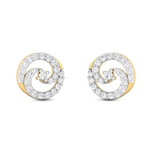 Keiona Diamond Earrings