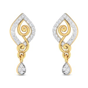 Lassie Diamond Earrings