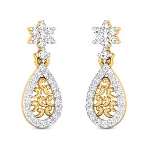 Iliane Diamond Earrings