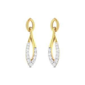 Evangeline Diamond Earrings