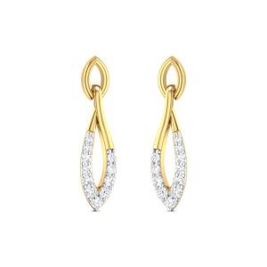 Evangeline Diamond Earrings