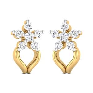 Zoe Diamond Earrings