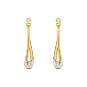 Zita Diamond Earrings
