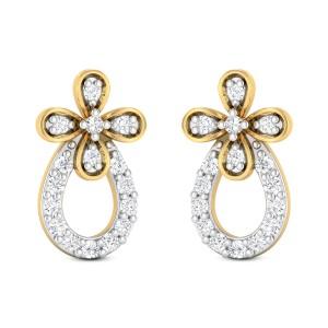 Suman Stud Earrings