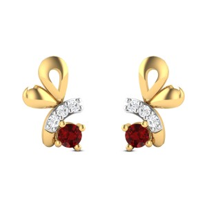 Yoluta Stud Earrings