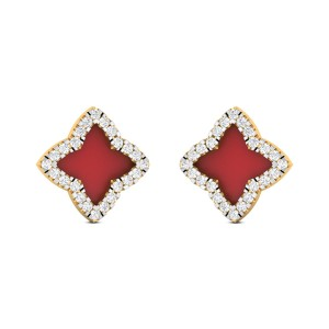 Zahira Stud Earrings