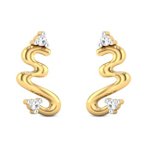 Tanvi Diamond Earrings