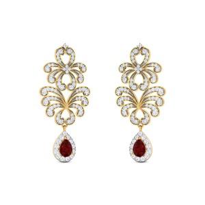 Godiva Chandelier Earrings