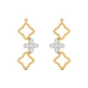 Fortune Teller Diamond Earrings