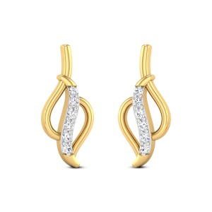 Elisa Diamond Earrings