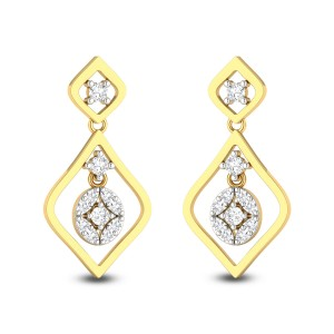 Aarabhi Diamond Earrings