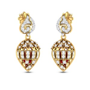 Theodred Diamond Earrings