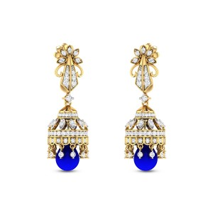 Kalibak Diamond Earrings