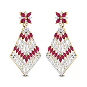 Barnaby Diamond Earrings