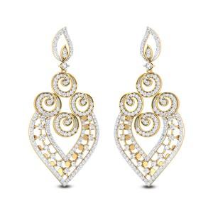 Latona Chandelier Earrings