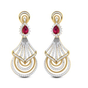 Xyris Diamond Earrings