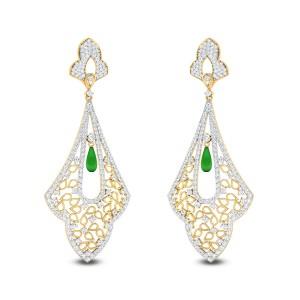 Lugh Chandelier Earrings