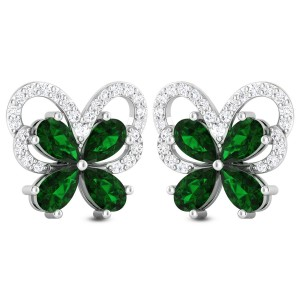 Shaivee Stud Earrings