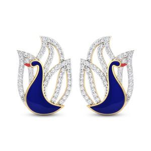 Mayuri Diamond Stud Earrings