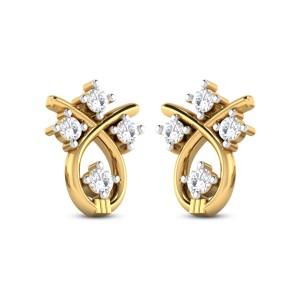 Saidah Diamond Earrings