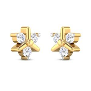 Faiza Diamond Earrings