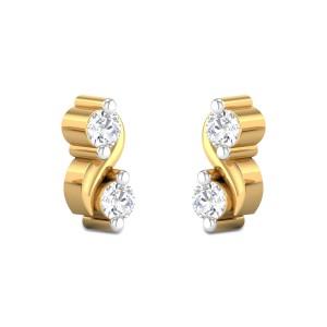 Fena Diamond Earrings