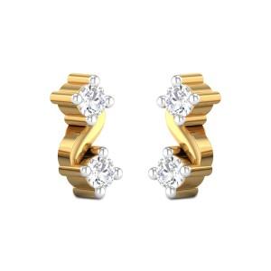 Malala Diamond Earrings