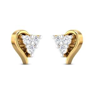 Oreeya Kids Diamond Earrings