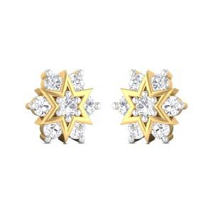 Farah Kids Diamond Earrings