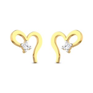 Esita Kids Diamond Earrings
