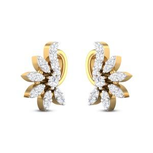Ahad Kids Diamond Earrings