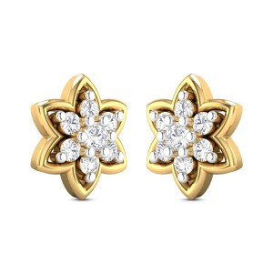 Amyra Kids Diamond Earrings