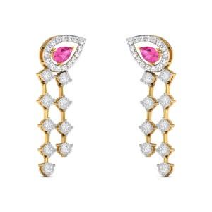 Diamond Earring DJER6233