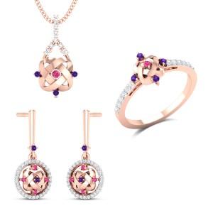 Carolina Diamond Set