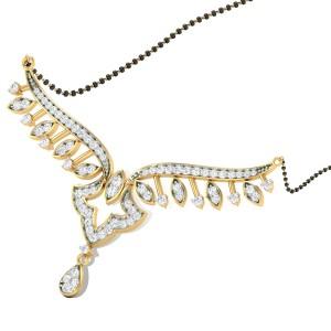 Florent Diamond Mangalsutra