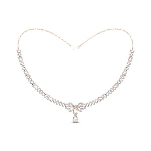 Diamond Necklace DJNC5096