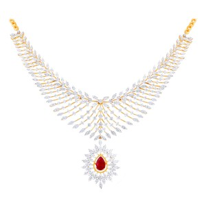 Diamond Necklace DJNC5119