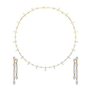 Diamond Necklace Set DJNC5133