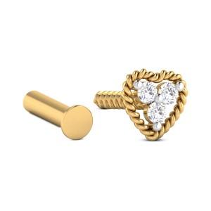 Jennyver Diamond Nosepin