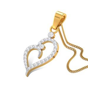 Costanance Diamond Pendant
