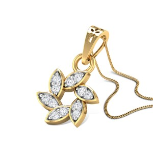 Hazel Diamond Pendant