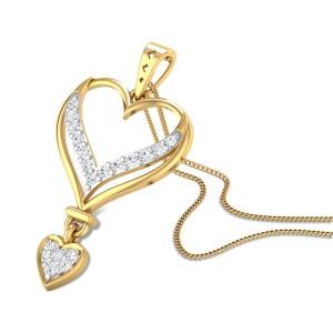 Passion Potion Diamond Pendant