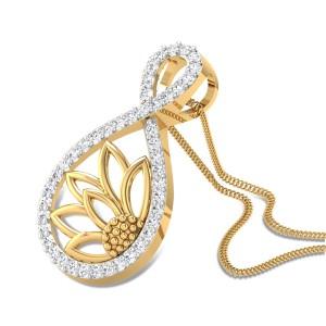 Sunfield Diamond Pendant