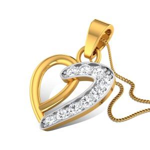 Desirus Diamond Pendant