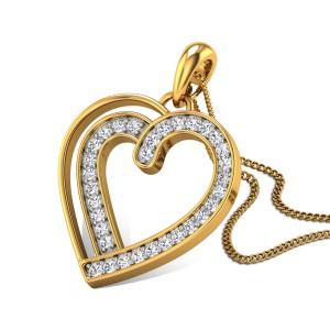 Hope Diamond Pendant