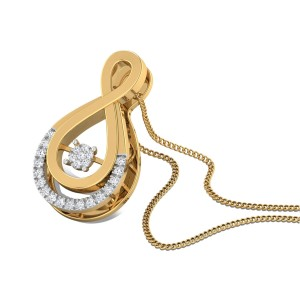 Fadango Diamond Pendant